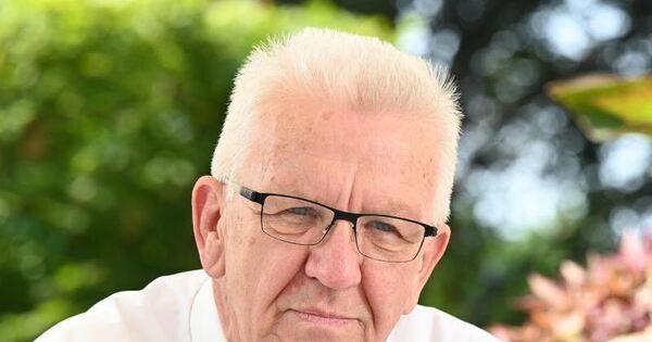 Kretschmann schließt Impfpflicht nicht aus - Baden-Württemberg - Ludwigsburger Kreiszeitung