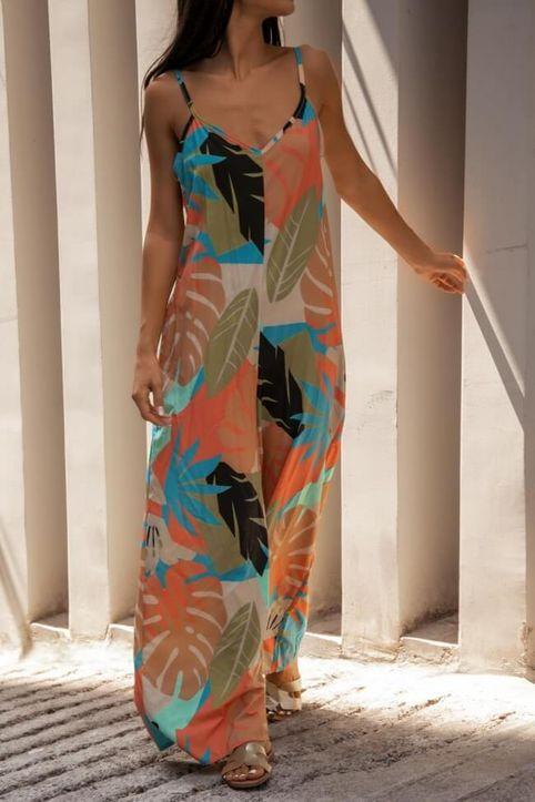 Ολόσωμη Colourfull Φόρμα - Floral