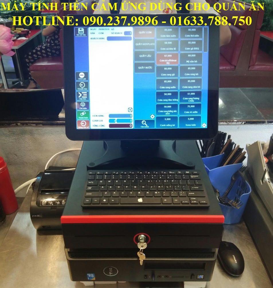 3uq5vqy46dd6298zg Lắp đặt máy tính tiền cho nhà hàng tại huyện Bình Chánh