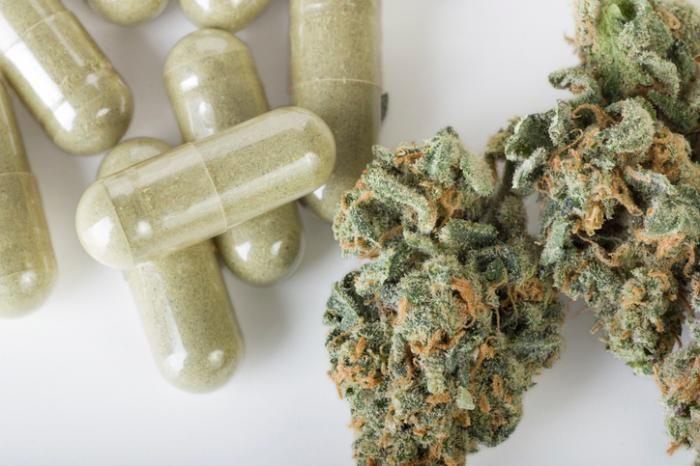 Marijuana: Could it slow Parkinson's disease progression?