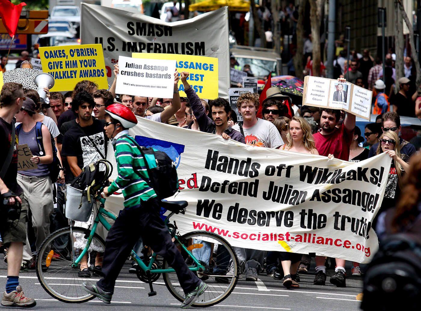 Australia | Julian Assange | WikiLeaks