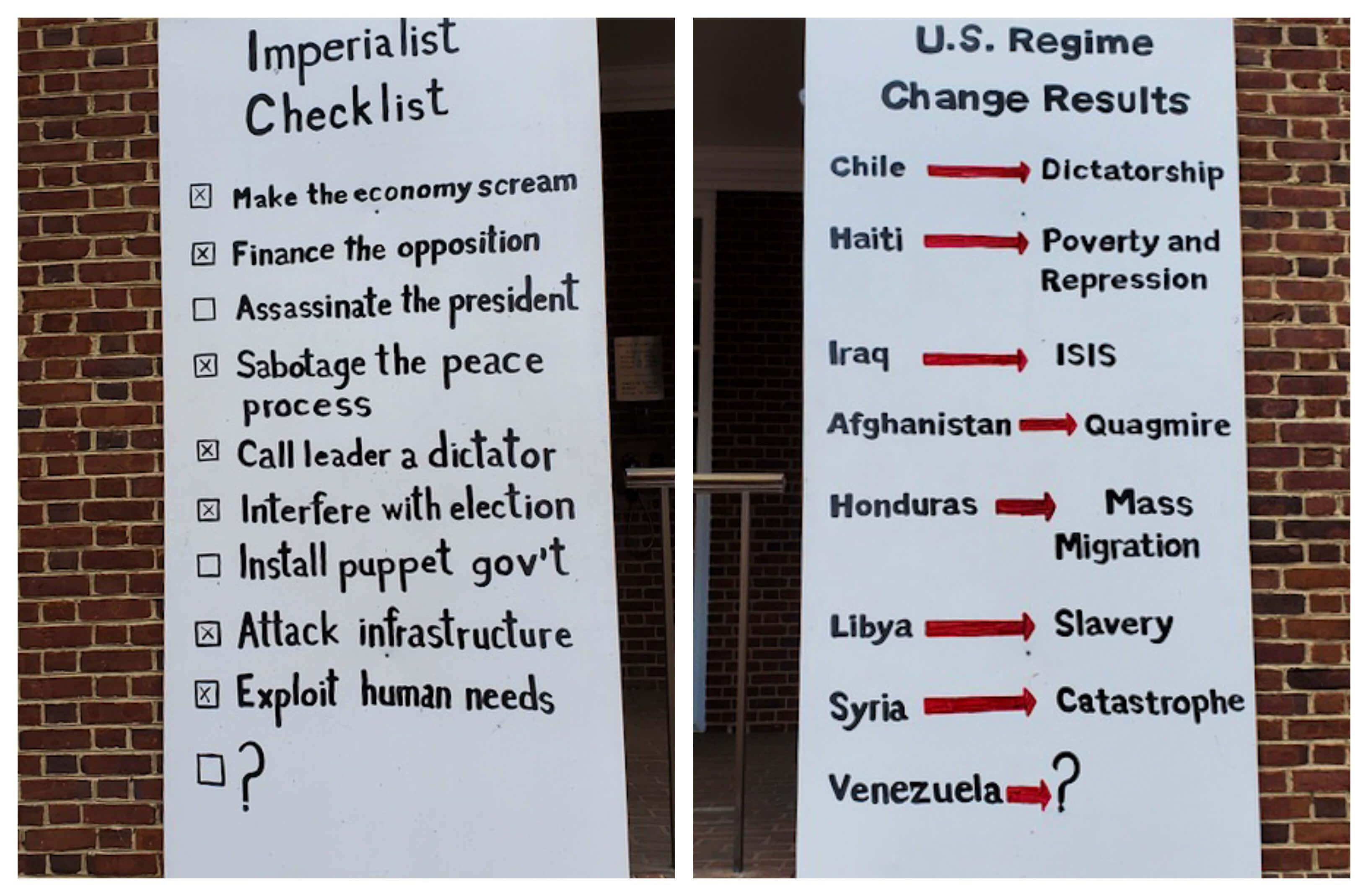 Venezuela's DC Embassy