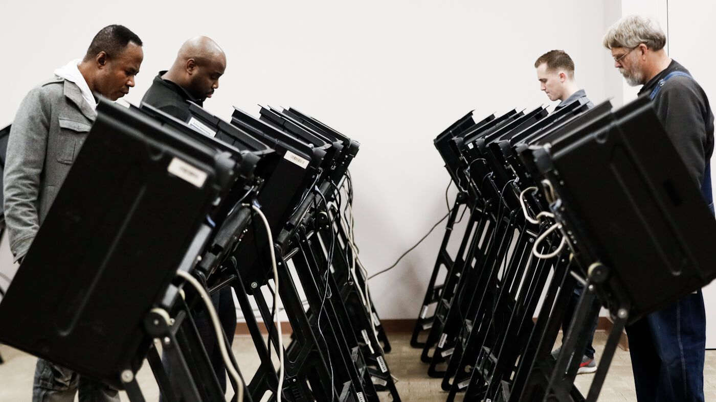 ElectionGuard   Voting Machines