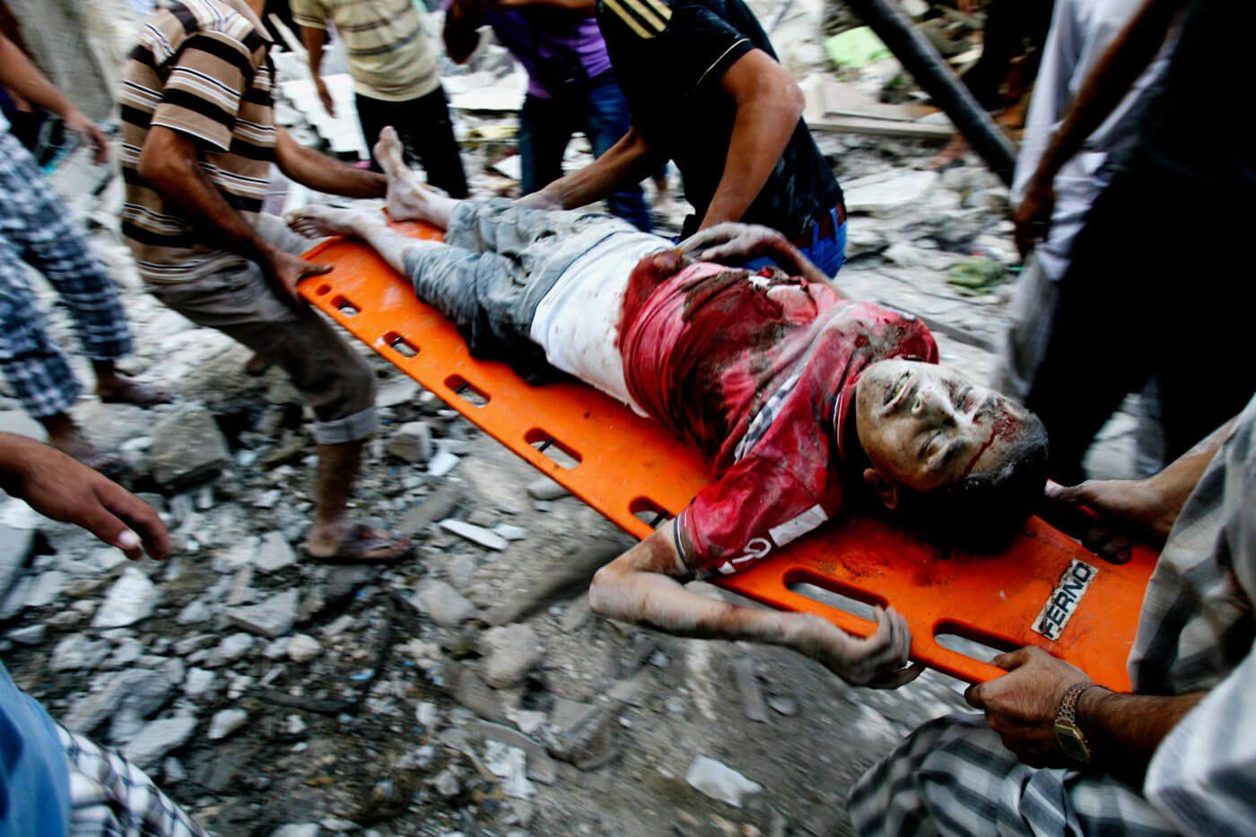 Black Friday Rafah Gaza