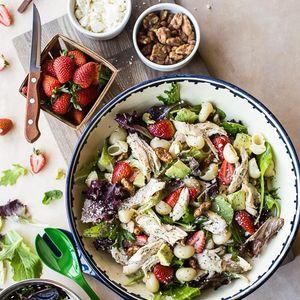 Витаминозните салати на пролетта