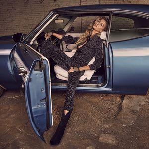 Жизел Бюндхен е секси в новата кампания на Rosa Cha