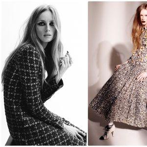 Черната приказка на Chanel Couture