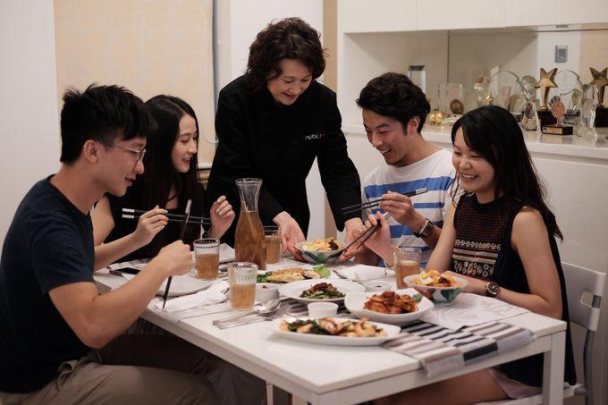 上門私人廚師跟傳統餐廳廚師的4大不同之處