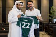 Qatar足球最佳代言人Xavi