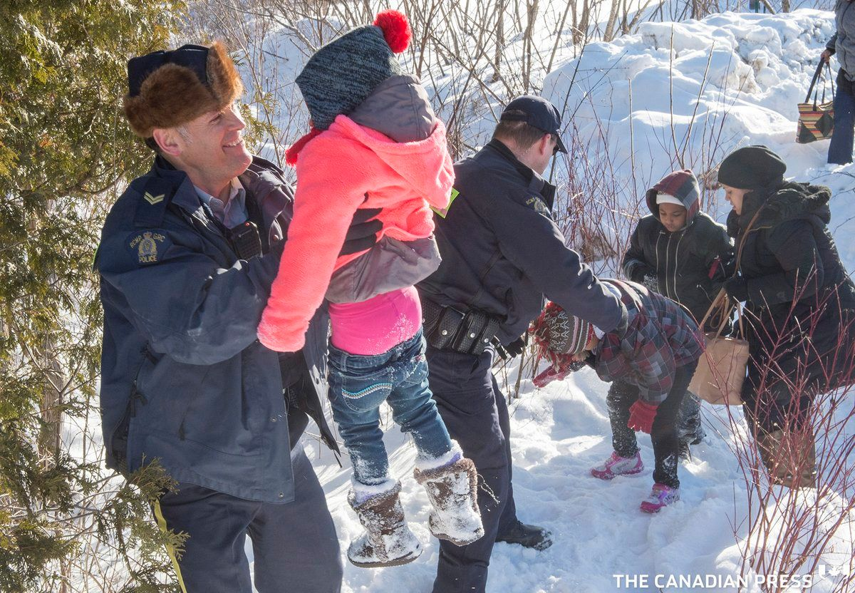 More Americans than Mexicans claimed refugee status in Canada