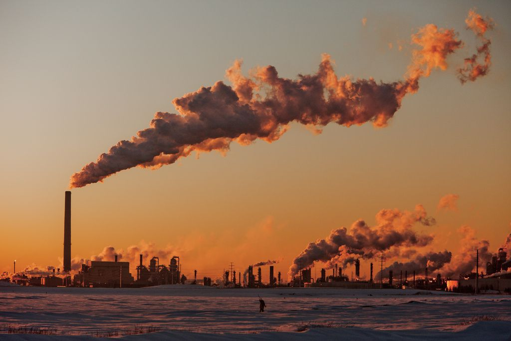 These giants bet on the oilsands, but now they're cashing out