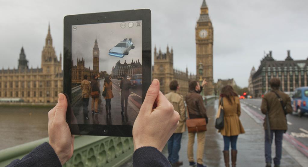 5 casos de realidad aumentada para turismo que mejoran la experiencia de  viajar   Neosentec