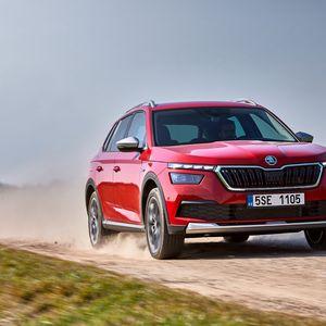 Škoda Kamiq u avanturističkom off-road izdanju