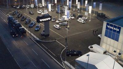 Volvo Cars ublažava posledice pandemije