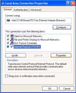 מדריך|הגדרת כתובת ip קבועה