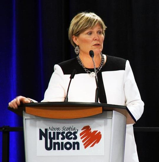 Negotiations with province have yet to begin: Nurses' Union president - NEWS 95.7
