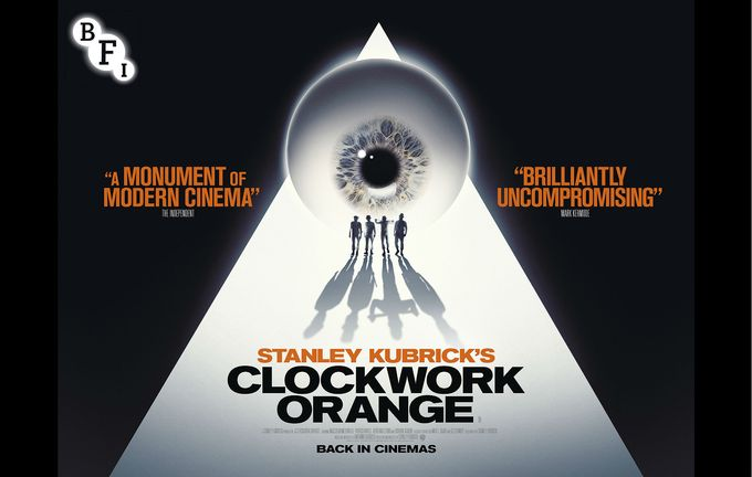 《A Clockwork Orange》─ I was cured all right