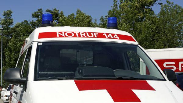 17-Jähriger bei Arbeitsunfall schwer verletzt