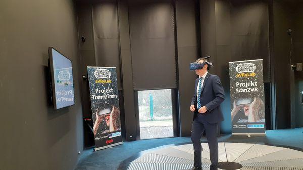 Haus der Digitalisierung: Heute virtuell, 2023 real