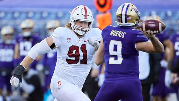Schaffer hofft diese Woche auf großes Los im NFL-Draft