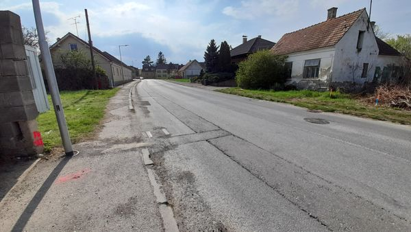 B40 durch Ladendorf: Totalsperre für vier Monate