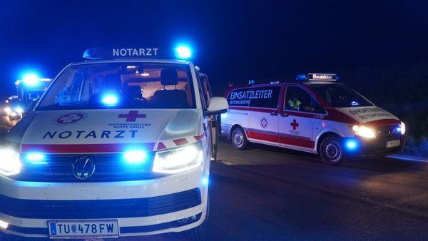 Verkehrsunfall bei Gattmannsdorf forderte Todesopfer