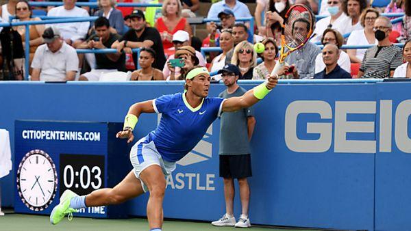 Nadal kehrt mit Sieg bei Turnier in Washington zurück