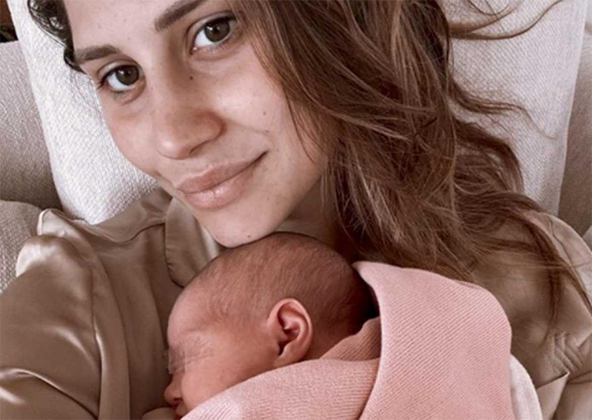 Beatrice Valli à pronta per quarto figlio dopo Aurora | Notizie