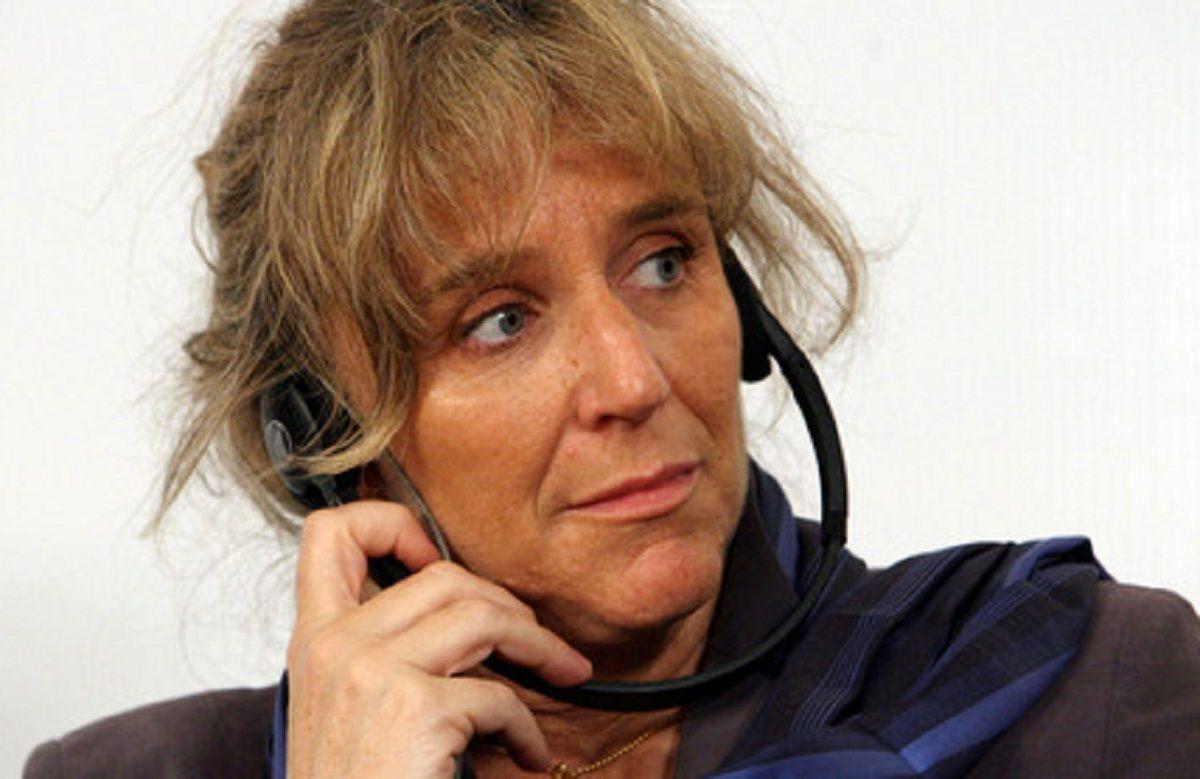 giornalista Giovanna Botteri racconta durante 'intervista
