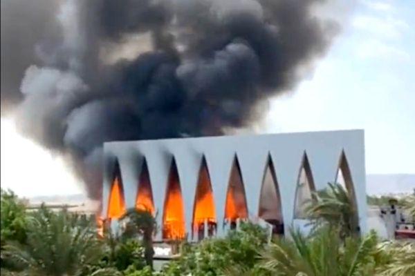 Egitto, El Gouna Film Festival: incendio compromette il sito che ospita l'evento