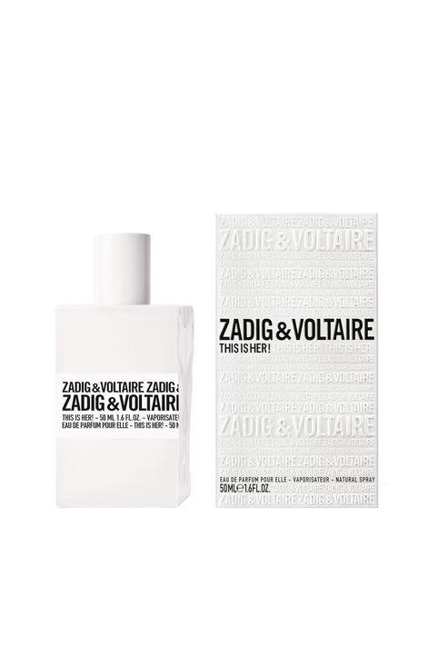 Zadig & Voltaire This is Her! Eau de Parfum 50 ml - 48917500000