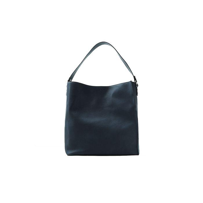 Γυναικεία τσάντα Hobo Esprit - 058EA1O007 - Μπλε Σκούρο