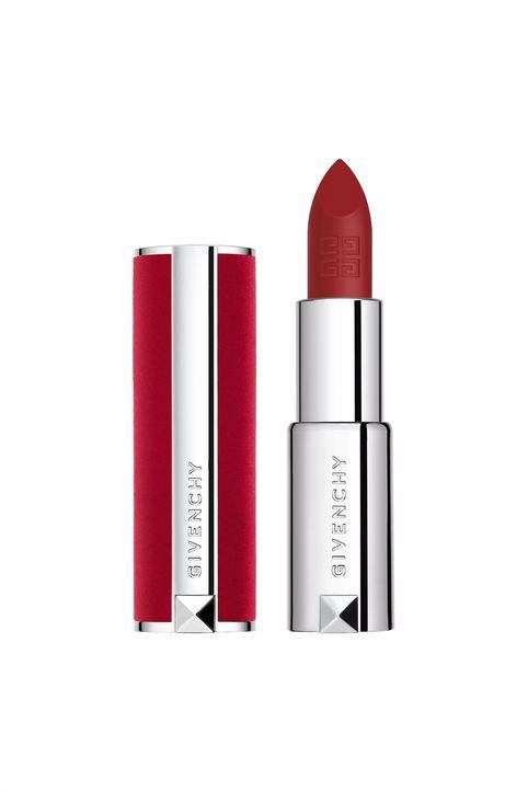 Givenchy Le Rouge Deep Velvet Powdery Matte Lipstick No 37 Rose Graine - P083575
