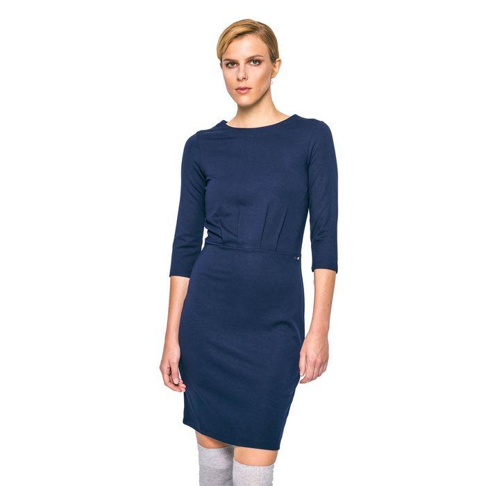 Γυναικείο φόρεμα Gant - 4203304 - Μπλε Σκούρο