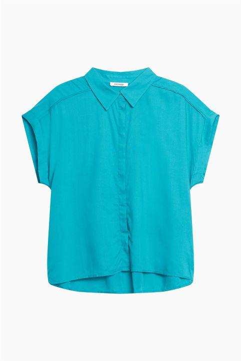 Orsay γυναικείο loose πουκάμισο - 601064-894000 - Μπλε