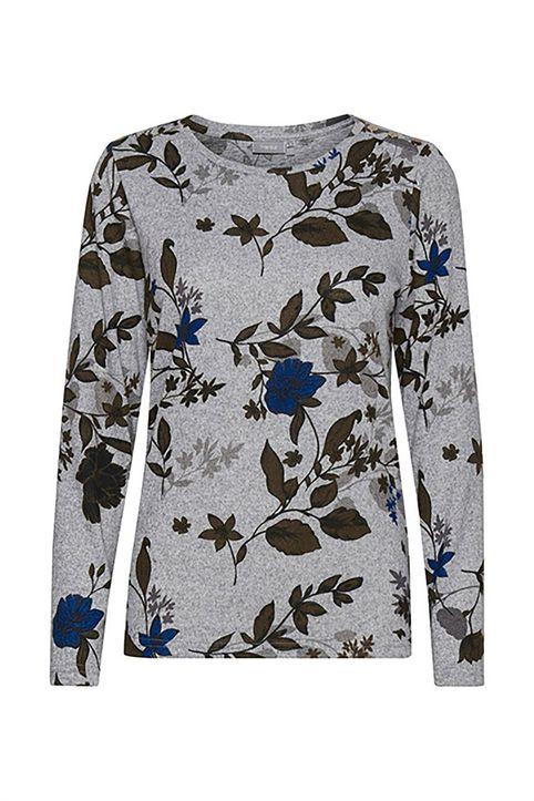Fransa γυναικείo πουλόβερ με all-over floral print - 20608229