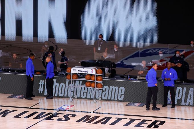 美國再有黑人遭警槍傷 為撐示威NBA球隊將罷賽3場季後賽賽事