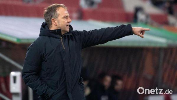 """Flick denkt """"nullkommanull"""" an 8:0-Gala gegen Schalke"""