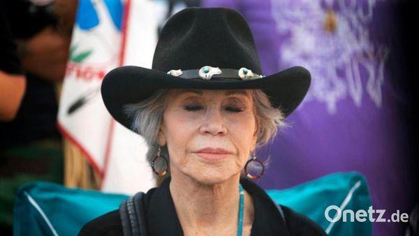 Jane Fonda:Krafttraining für das Klima