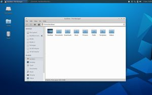06 Thunar File Manager