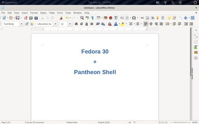 13 LibreOffice Writer