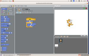 15 Scratch Interactive programming