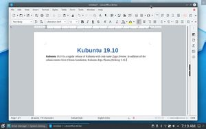 12 LibreOffice Writer