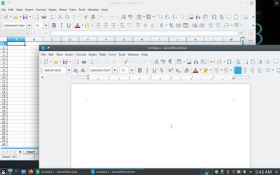 14 LibreOffice