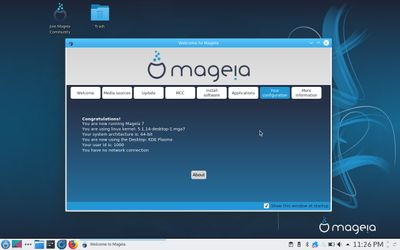 04 About Mageia