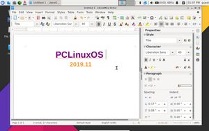 11 LibreOffice Writer