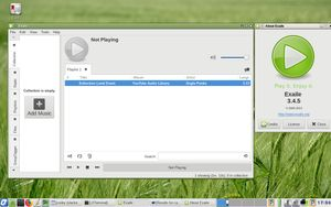 08 Exaile Music Player