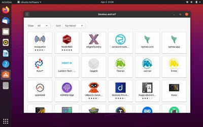 19 GNOME Software - Category View