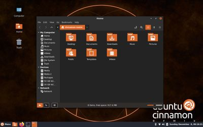 04 Nemo File Manager