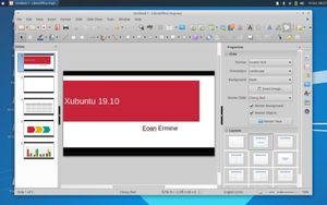 12 LibreOffice Impress 6.3